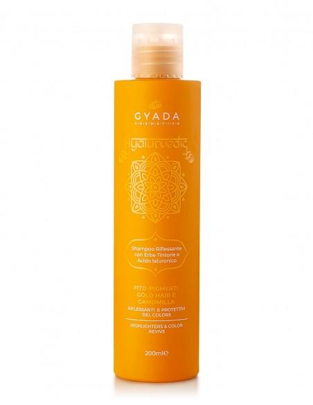 Gyada Shampoo Riflessante Gold Hair