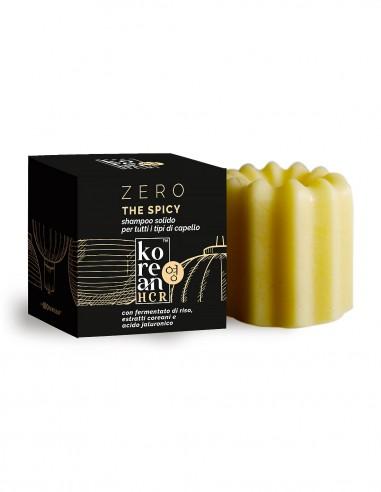 Gentleaf Zero the Spicy Shampoo Solido