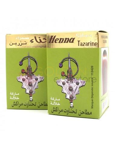 Henna Sahara Tazarine Hennè Hair Quality