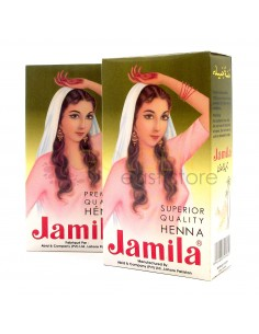 Jamila Hennè Hair Quality
