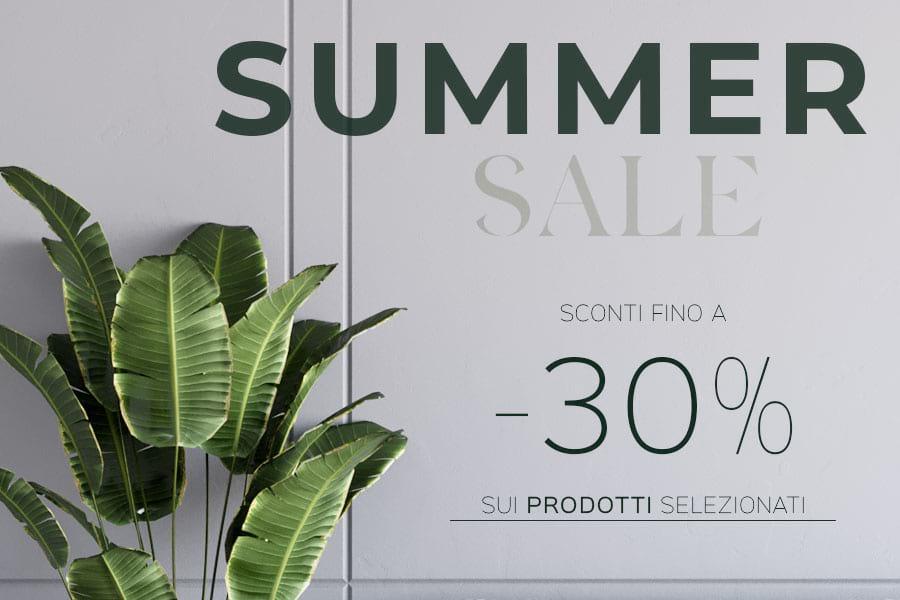 Summer Sale Promo della Settimana